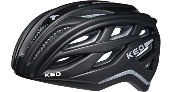 KED Xant Cykelhjelm sort